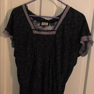 Miss Me Tops - Miss me size medium burnout t shirt fancy back